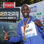 Wilson Kipsang World Record
