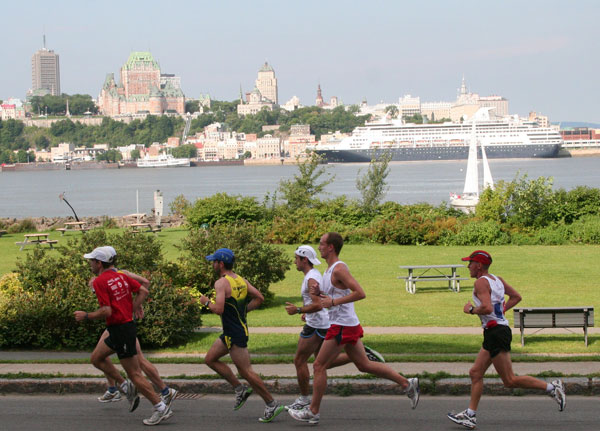quebec city marathon
