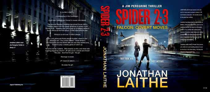 SPIDER 2-3 by Jonathan Laithe