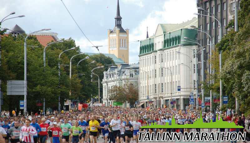Tallinn Marathon set for September 2015